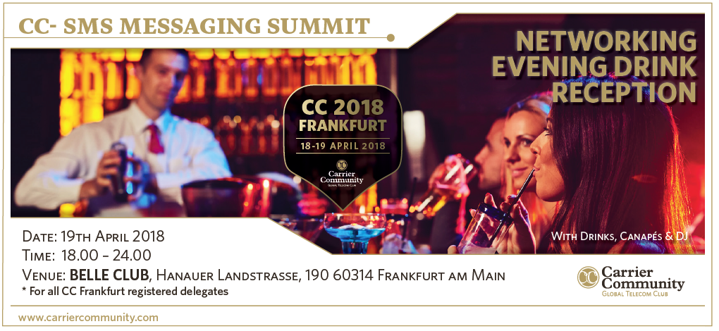 CC - SMS Messaging Summit 2018