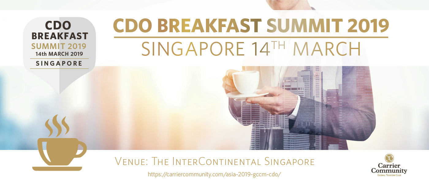 CDO BREAKFAST SUMMIT 2019