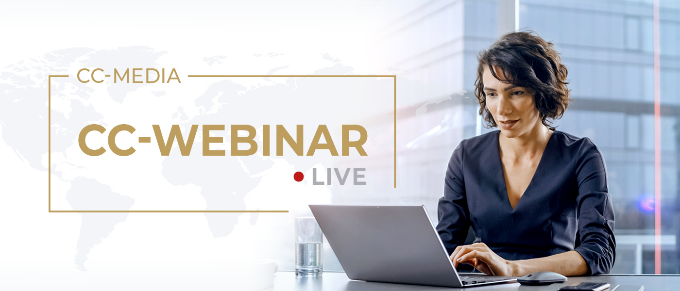Webinars for members: virtually join the panel discussion and knowledge sharing sessions, arrange private group meetings