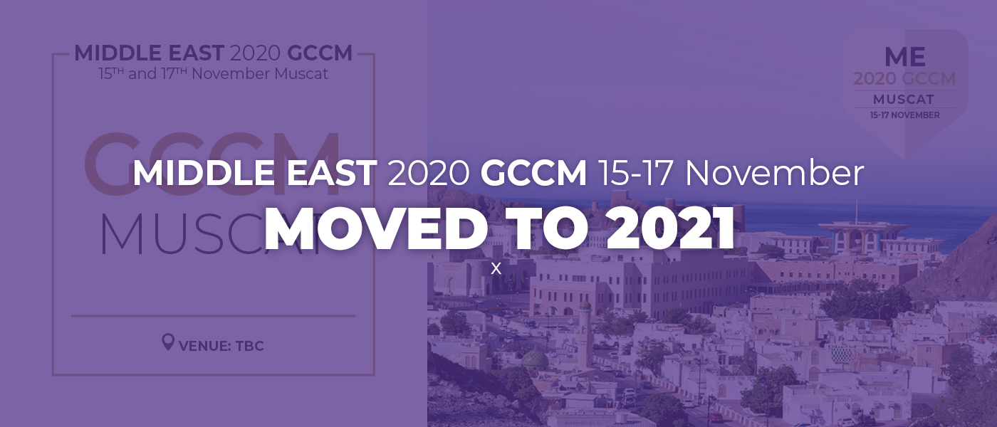 Middle East 2020 GCCM